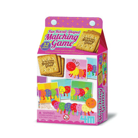 Fun Biscuit- Shaped Matching Game