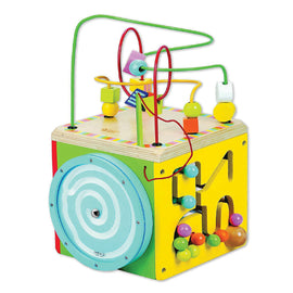 Multiactivity Cube