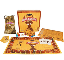 Deer in the Headlights Board Game