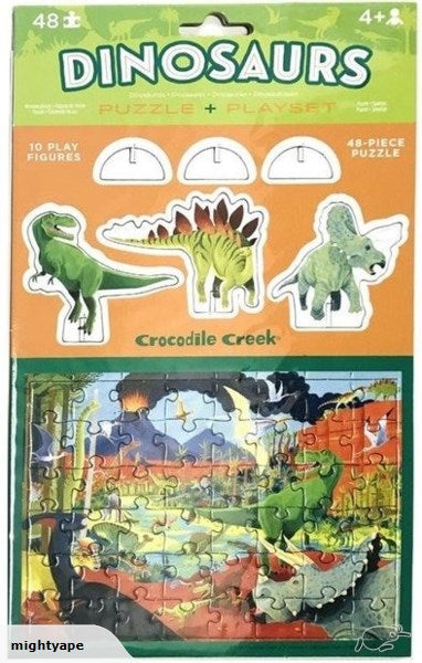 Dinosaurs Pop Out & Play Set