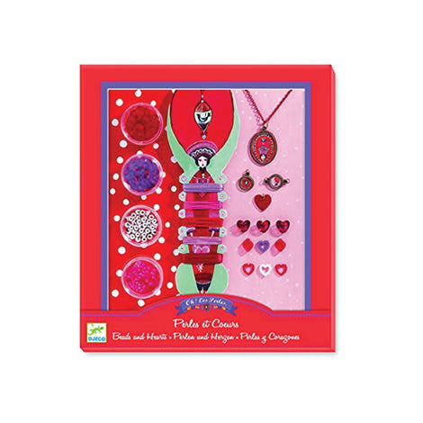 Pearls and Hearts Kits de Arte