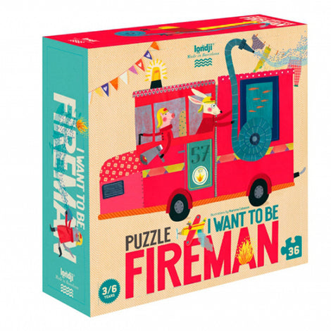 I Want To Be a Fireman