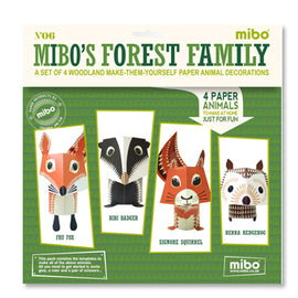 Forest Family mibo´s
