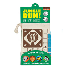 Jungle Run Travel Game