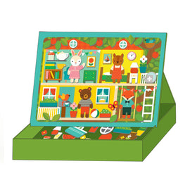 Treehouse Party Magnetic Play