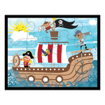 Pirates Ahoy! Pouch Puzzle