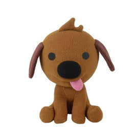 Plush Harvey the dog