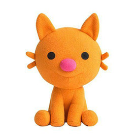 Plush Jinja the cat