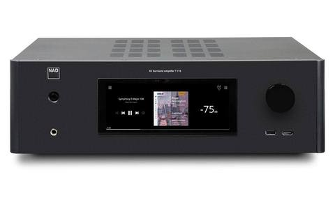 Home Theatre Amplifiers