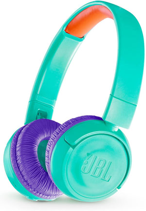 JBL JR300BT Kids On-ear Bluetooth Headphones