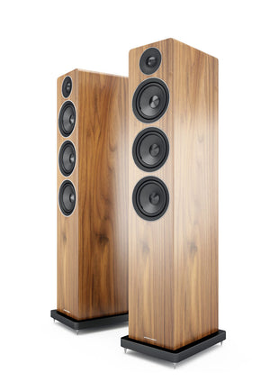 Acoustic Energy, New speaker brands, Acoustic Energy USA, Acoustic Energy Canada, Acoustic Energy speakers north america, AE120, Acoustic Energy AE120, Hi-end home speakers, Floorstanding speakers