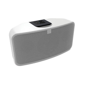 Bluesound Speaker Wireless Pulse Mini, Bluesound montreal, bluesound reviews, music streamer, Bluesound Speaker Wireless Pulse Mini reviews, multi-room speaker system, bluesound multi-room, Bluesound Pulse Mini, Bluesound Pulse Mini white