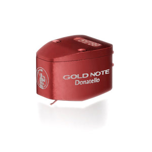 Gold Note Donatello Red MC Cartridge