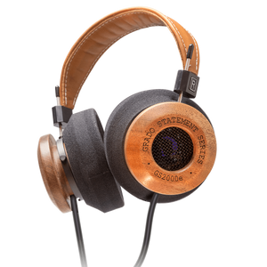 Grado Headphones GS2000e , Grado headphones GS2000e review, Grado GS2000e  montreal, Grado Headphones GS2000e, canada, open ear headphones, Grado GS2000e, Grado statement series,