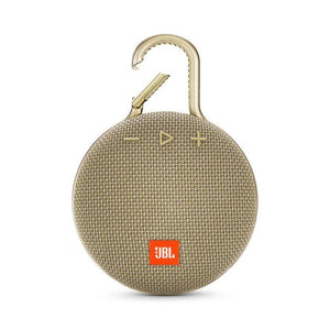 JBL Bluetooth Speaker Clip 3 , JBL Bluetooth Speaker JBL, Bluetooth speakers, portable speakers, waterproof speakers, best portable speakers, christmas gift ideas, speakers gift ideas, JBL Clip 3, JBL clip 3 desert sand