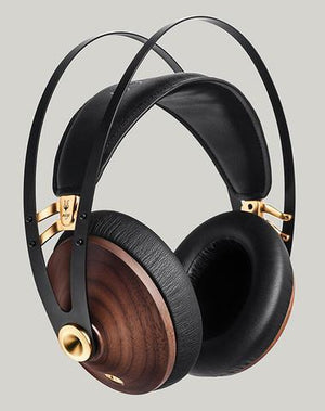 Meze Headphones 99 classic , classic headphones, meze 99 classic , handmade headphones, christmas gift ideas for music lovers, wood headphones, meze audio montreal, meze 99 classic black