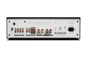 Moonriver Integrated Amplifier, Integrated amplifier, moonriver amplifiers, reviewed amplifier, whathifi amplifier reviews, Moonriver 404 Reference, 404 reference amplifier, Moonriver 404 Reference TED magazine, Moonriver model 404, Moonriver audio integrated amplifier