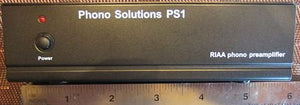 Phono Solutions Phono Amplifier PS1