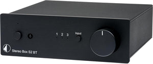 ProJect Integrated Amplfier Stereo Box S