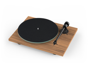 ProJect Turntable T1, Pro-ject T1, wood finish turntable, turntable with cover, gift ideas for music lovers, Pro-ject reviews, WHATHIFI turntables, Project Turntable Art et Son, Montreal