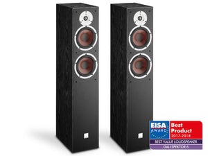 Dali Spektor  6 ,Dali loudspeakers, Dali Montreal, Dali Art et Son, Speaker Montreal, Dali Speakers, Speakers Montreal, Free delivery speakers, Dali authorized dealer, Spektor  series