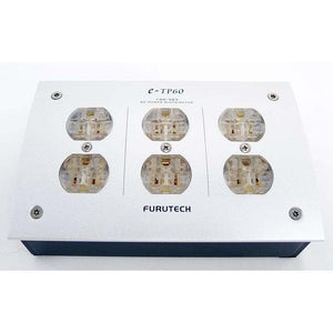 Furutech E-TP60 AC power Distributor , power distributor, FURUTECH cables montreal