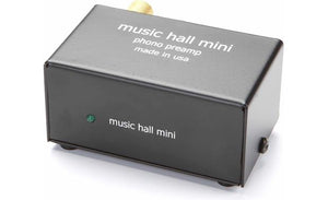 Music Hall MINI PHONO Amplifier