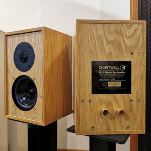 Graham Audio Chartwell LS3/5 BBC Lic. Bookshelf Speaker (pair)