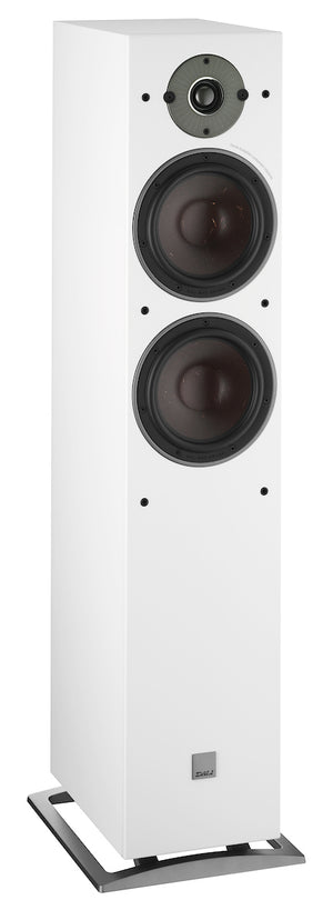 Dali Oberon 7 white,Dali, Dali Montreal, Dali Art et Son, Speaker Montreal, Dali Speakers, Speakers Montreal, Free delivery speakers, Dali authorized dealer, Oberon series