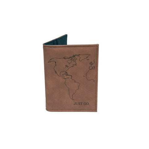 'Just Go' Standard Passport Holder