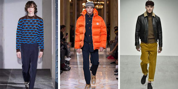 Men's Fashion Week AW18: The Key Trends