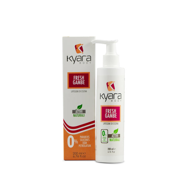 KYARA BODY FRESH GAMBE 200 ML