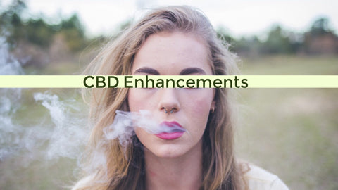 CBD Enhancements make your weed taste better terpenes