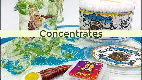 Concentrates terpenes how to bring your dabs up top shelf