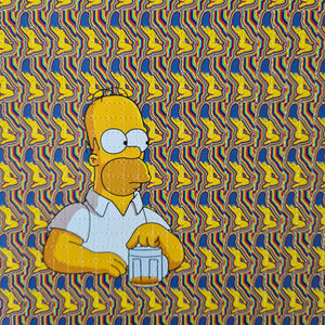 Zane Kesey - Homer and Beer