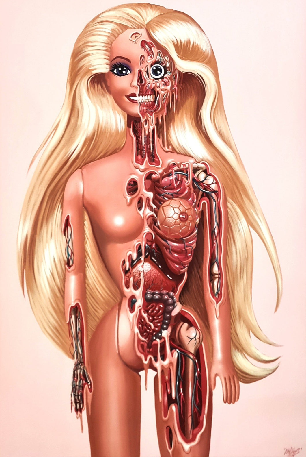 Nychos - Barbie Meltdown