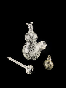 "Weeje Glass x Change Glass x The Trichome Project - ""You're GOURDGESS"" Rig -  ""The Second"""