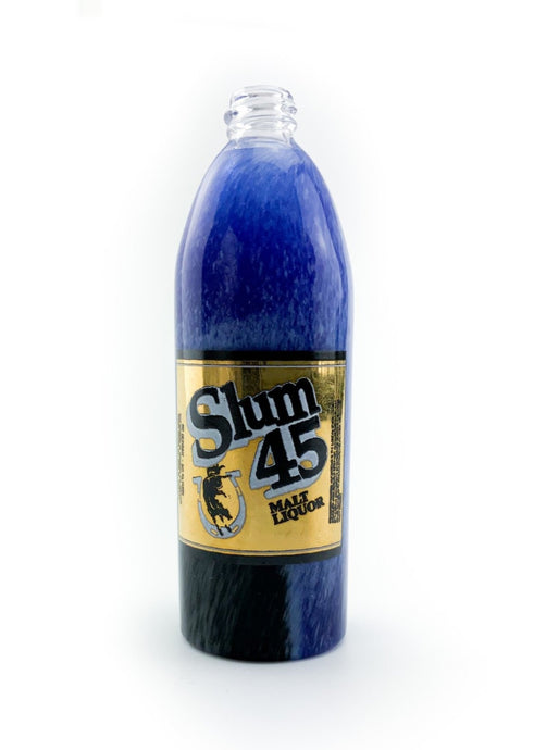 Slum Gold - Carb Cap - Brush Blue