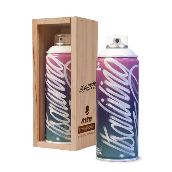 MTN - Spray (400 ml) - It's a living - Edición Limitada