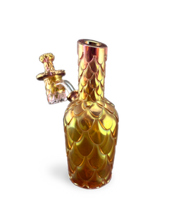 Carved Golden Chubby Bubby V1 - Whitneyharmon x Tagsglass