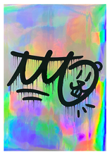 TakeTheTopo - Topo Smile Topo Tag Print Limited Edition 9/9