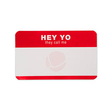 MTN - Set Pegatinas y Rotuladores - Hey Yo (50 units)