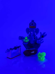 Creep Glass x Art by Moge - Lord Ganesh