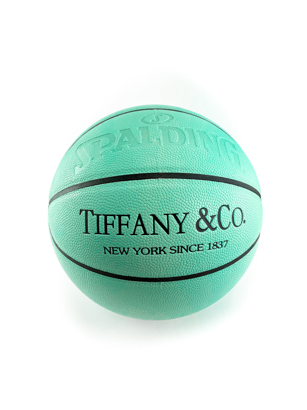 Tiffany & Co. x Spalding Basketball Replica