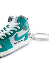 Mini Air Jordan 1 Retro High OG 'Turbo Green' Replica Keychain