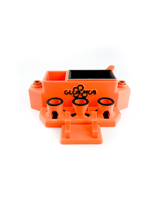 Glob Mob - Mega Combo Station - Orange/Black