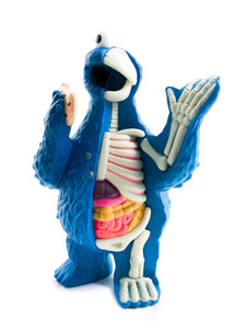 Jason Freeny - Cookie Monster Hidden Dissectables