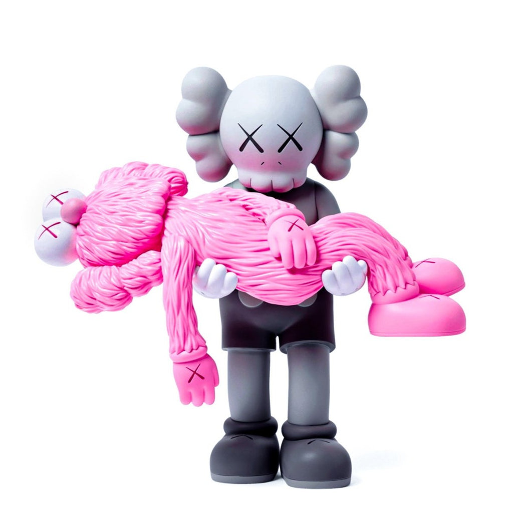 KAWS Gone Figure Grey