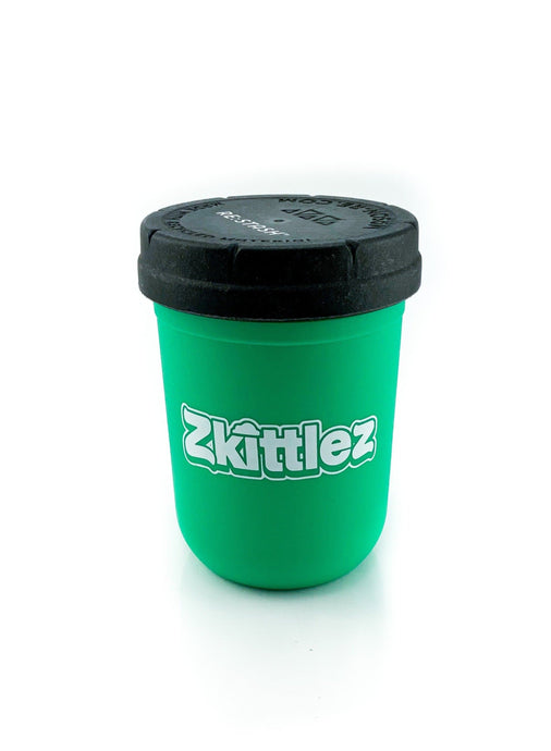 Re:stash 8oz Jar Zkittlez Green