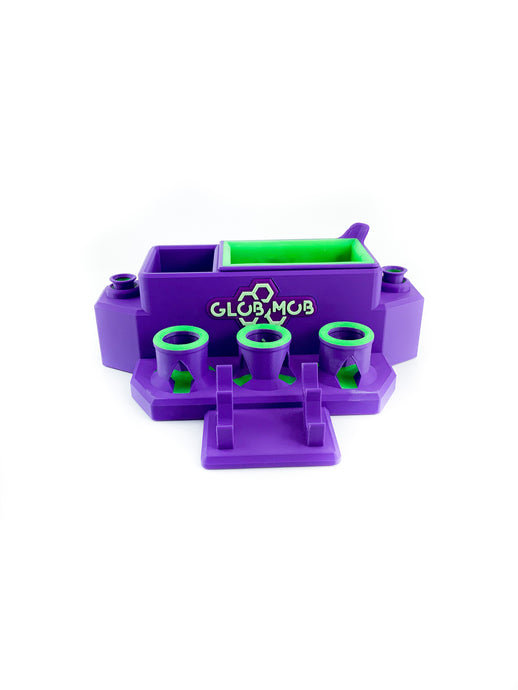 Glob Mob - Mega Combo Station - Purple/Green